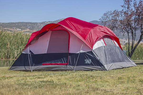 Timber Ridge Tents - Info & Videos